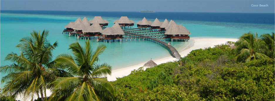 Luxury Holidays | Coco Beach, Maldives