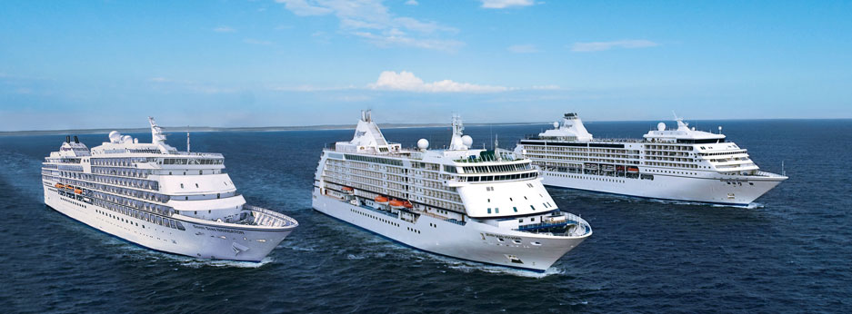 Regent Seven Seas Mariner, Voyager and Navigator