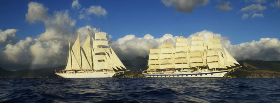 Star Clippers - Caribbean voyage