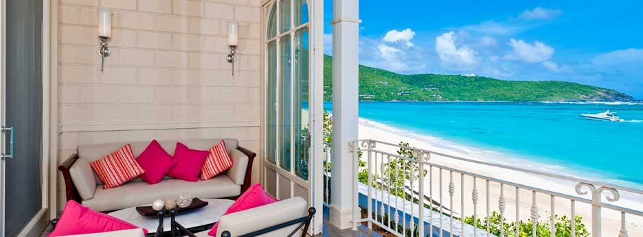 Pink Sands Club - one bedroom view - courtesy of Carrier