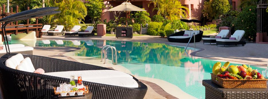 Abama Villa Tagor pool
