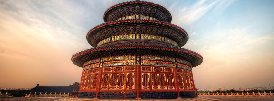 Beijing Temple of Heaven, courtesy of China Links Travel