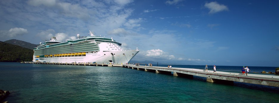 Celebrity Cruises, Freedom of the Seas, Labadee, Haiti