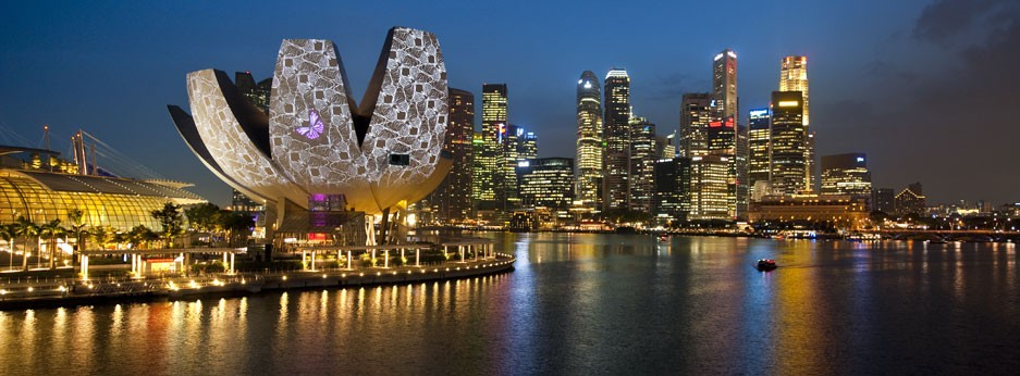 Celebrity Cruises, Marina Bay, SIngapore