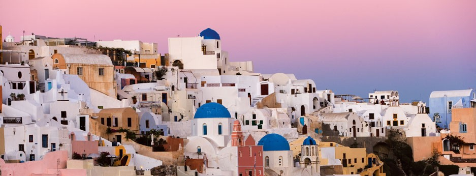 Celebrity Cruises, Oia, Santorini, Greece