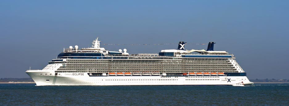 The Celebrity Eclipse