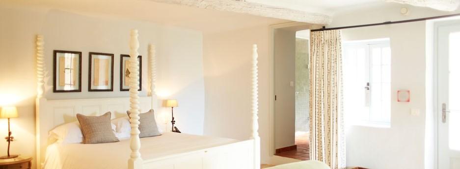 Crillon Le Brave Provence, Bedroom