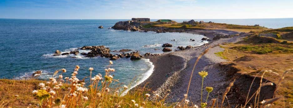 Fort le Marchant, Guernsey, Channel Islands, courtesy of Prestige Holidays