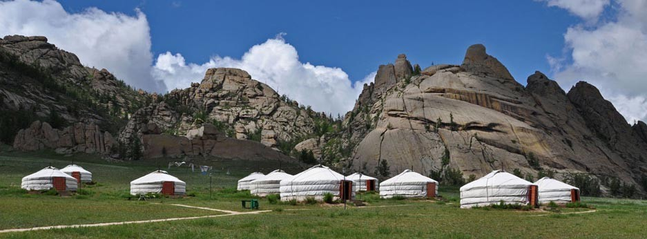 Gorkhi-Terelj National Park in Mongolia, Golden Eagle Luxury Trains