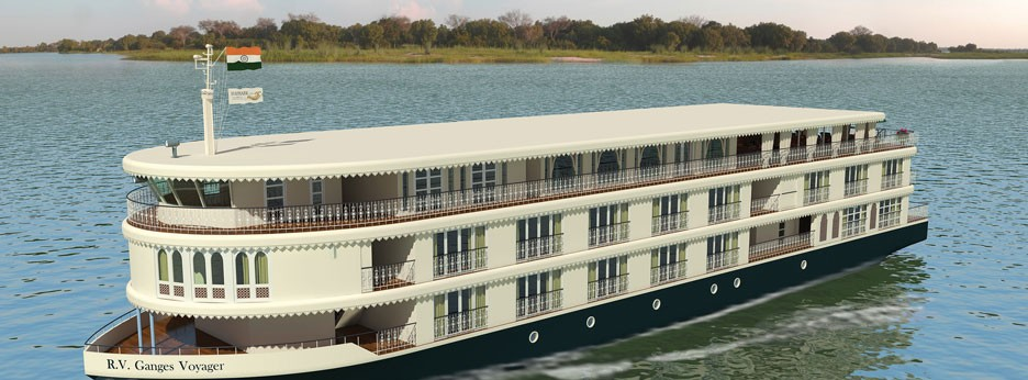 RV Ganges Voyager, APT River Cruises in India