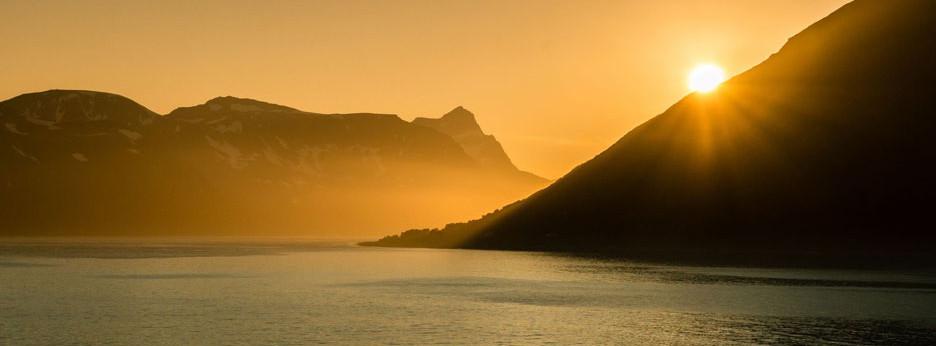 Hurtigruten - summer vista