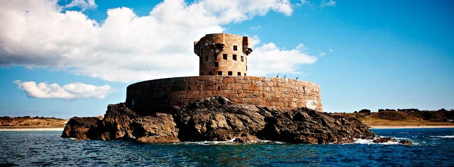 Martello Tower, Jersey, Channel Islands, courtesy of Prestige Holidays