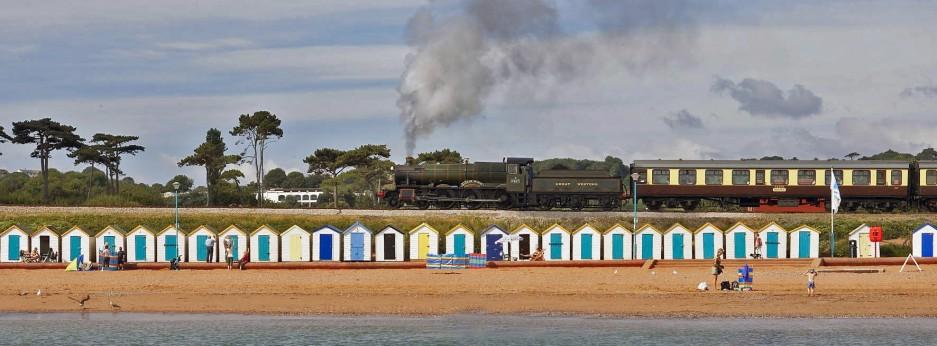 Paignton & Dartmouth Steam Railway - courtesy of Rail Discoveries