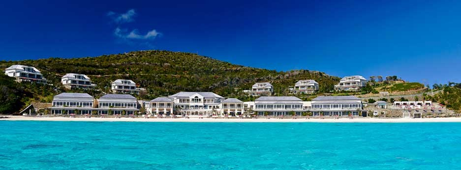 Pink Sands Club, Canouan Island, The Grenadines - courtesy of Carrier