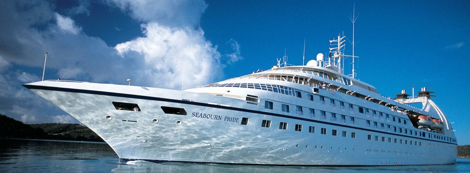 The Seabourn Pride