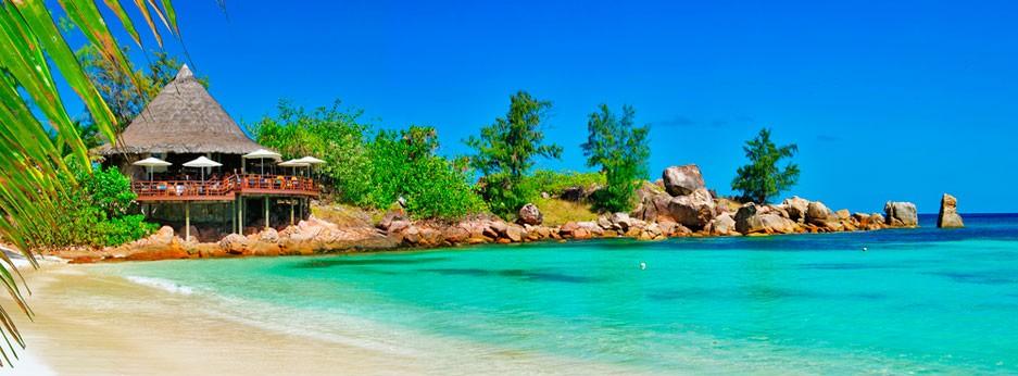 Seychelles, turquoise paradise