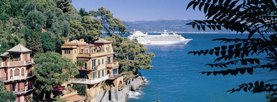 Silversea - Silver Cloud - Portofino