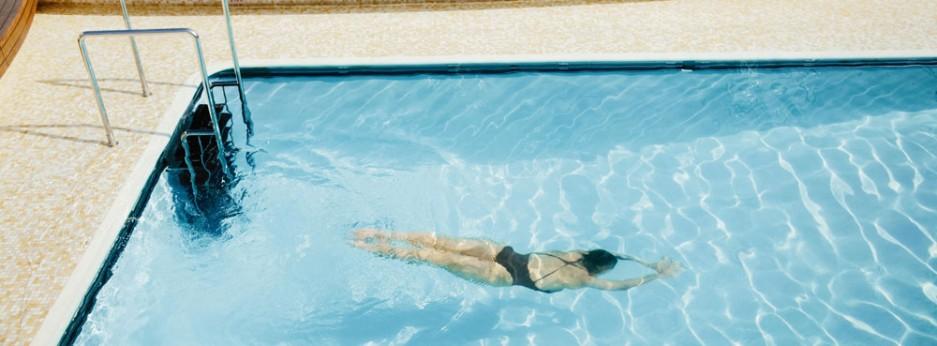 Silversea - pool