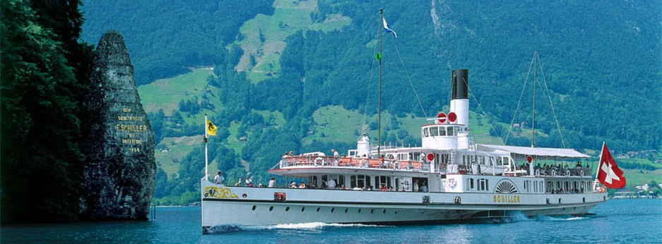 Wilhelm Tell Express, courtesy of The Swiss Holiday Company