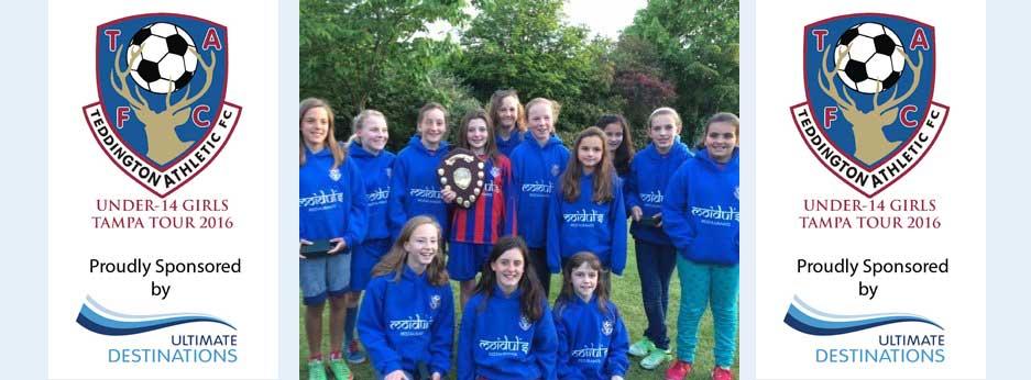 Teddington Athletic U14 Girls