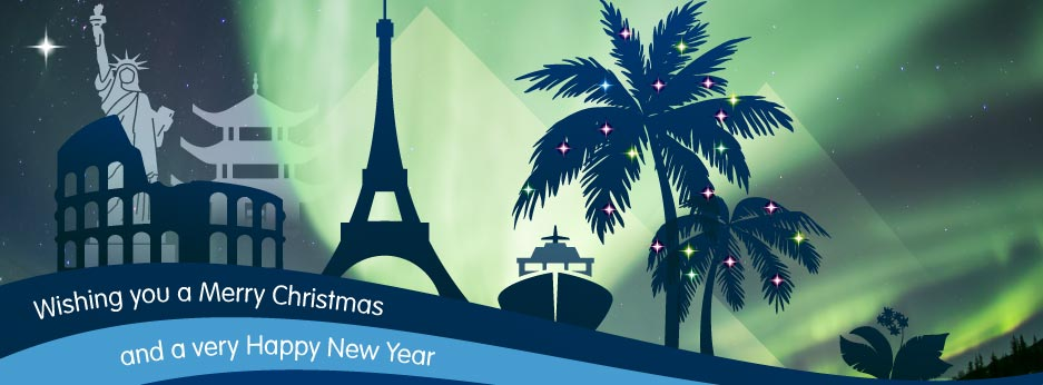 Merry Christmas from Ultimate Destinations