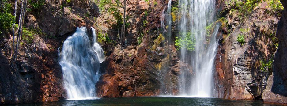 Tropical surroundings, Australasia
