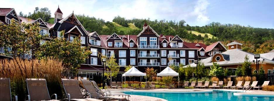 Western Trillium Hotel, Canada - courtesy of Carrier