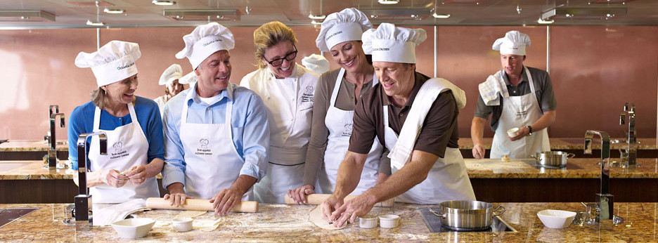Culinary class, Oceania Cruises