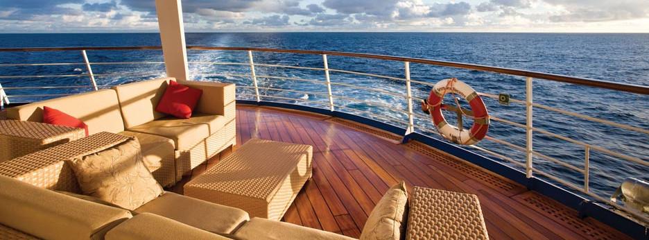 The Regent Seven Seas Mariner