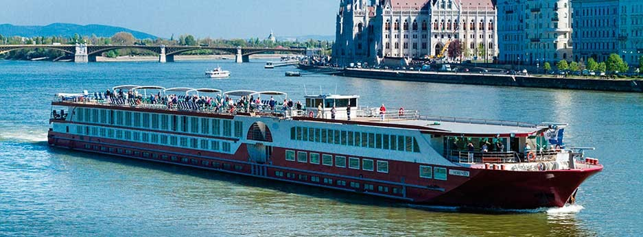ms Serenity, The River Cruise Line