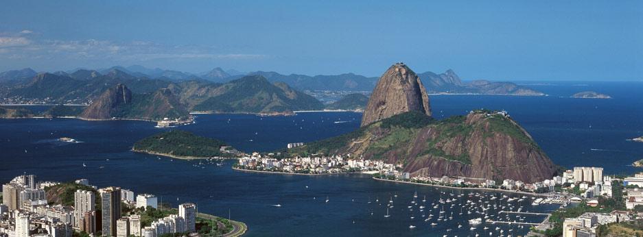 Rio, South America
