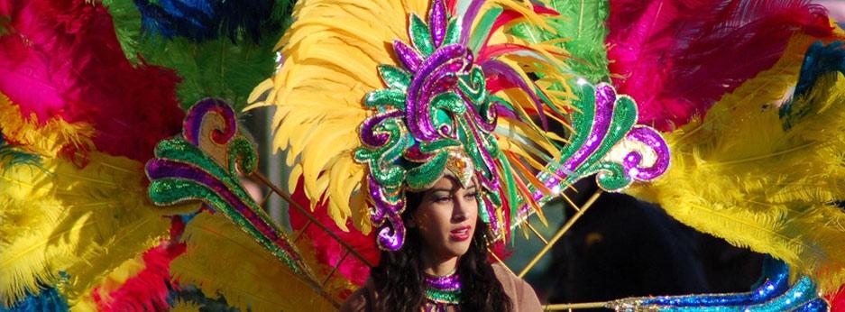 Carnival, South America