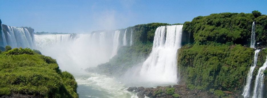 Waterfalls, South America