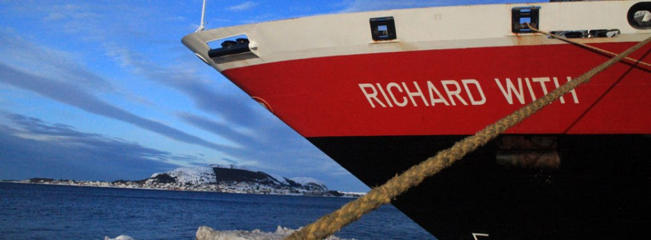 Hurtigruten's MS Richard With