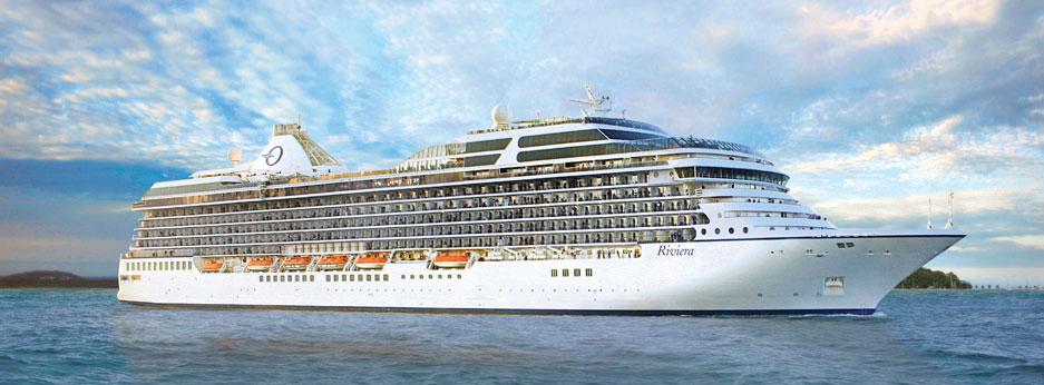 Oceania Riviera, Oceania Cruises