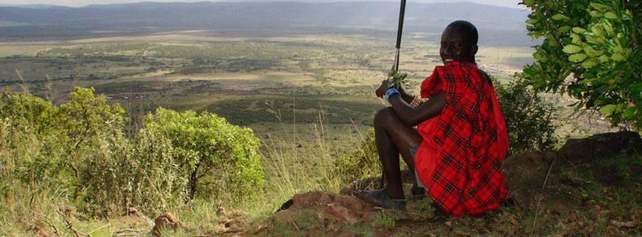 Masai Mara, Africa