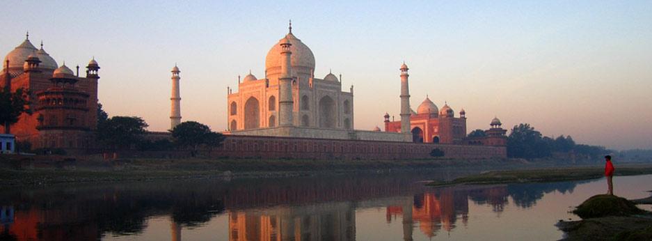 Luxury Holidays | The Taj Mahal, India