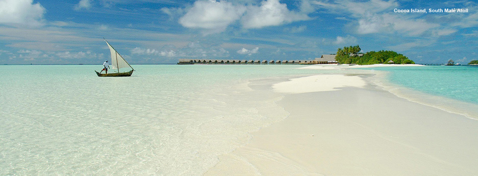 Cocoa Island, South Malé Atoll